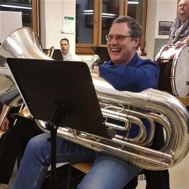 Fanfare cherche musiciens - Répétition de l'UMSL dans la bonne humeur.